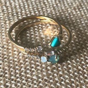 Petite Bijoux Ring Set
